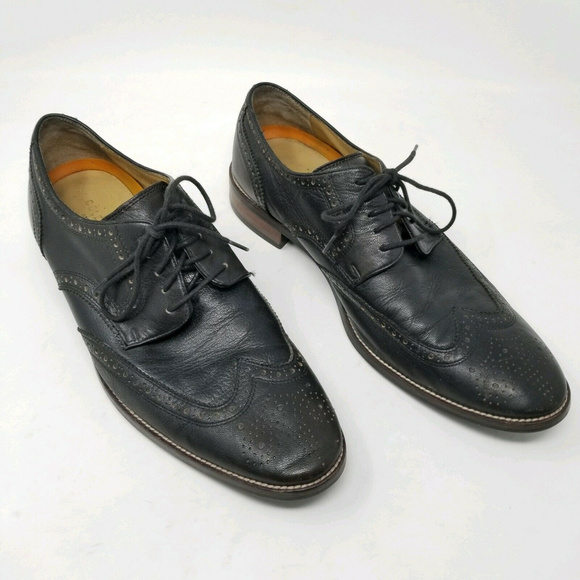 Cole Haan Grand Os Wingtip Oxford